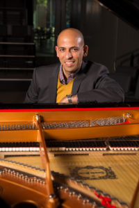 Edward Simon at SFJAZZ Center